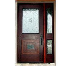 Extraordinary Arts and Crafts Doors