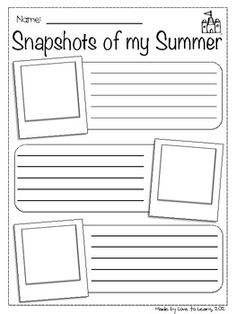 BACK TO SCHOOL - ACTIVITIES FOR GRADES 3-5 (INTERMEDIATE) - TeachersPayTeachers.com