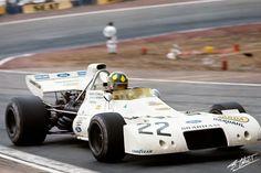 Brabham BT33 - Ford