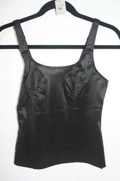 2b5abec40eb Ruby Ribbon Original Full Support Cami Black Size 36  fashion  clothing   shoes  accessories  womensclothing  intimatessleep (ebay link)