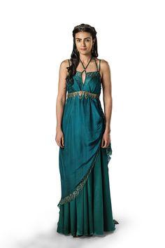 Atlantis - Season 2 Promo - her Dresses so Beautiful