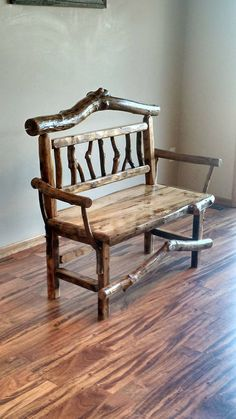 Fabulous 215 Best Rustic Bench Images In 2019 Rustic Bench Bench Dailytribune Chair Design For Home Dailytribuneorg