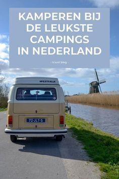 Leuke campings in Nederland: ik verzamelde ze voor je in dit blog (2019). Kampeer in stijl en huur zo'n toffe Volkswagen camper of boek één van de mooie accommodaties die deze campings te bieden hebben.