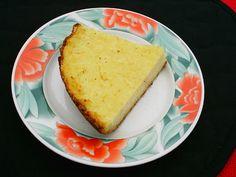 Liszt- és cukormentes recept: Tejfölös-citromos túrótorta Ricotta Pie, Cornbread, Tart, Cheesecake, Ethnic Recipes, Easter, God, Millet Bread, Cheesecake Cake