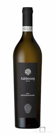 Wine Photography: Aaldering Estate Sauvignon Blanc 2014.  www.bakkesimages.co.za