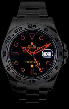 Rolex Black Venom Explorer II 216570 Limited Edition