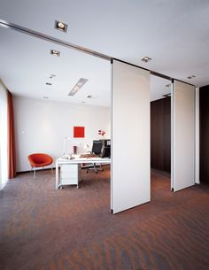 Dorma Moveo partition system - 2006 | work | red dot award: product design