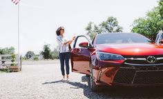 2015 Toyota Camry Wallpapers HD