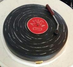 Amiga Schallplatte  Schalplattentorte