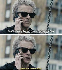 "Doctor Who "" The Zygon Invasion"" (9x07) - #PeterCapaldi Doctor Disco"