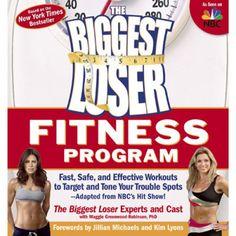 The+Biggest+Loser+Fitness+Program+(Book)