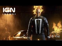 New Agents Of SHIELD: Season 4 Promo Spotlights Ghost Rider - IGN News - Video --> http://www.comics2film.com/new-agents-of-shield-season-4-promo-spotlights-ghost-rider-ign-news/  #AgentsofS.H.I.E.L.D.