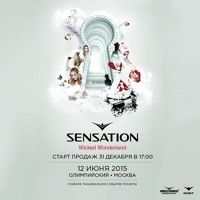 Chuckie - Live At Sensation Wicked Worderland (Moscow) - 12-Jun-2015 por papa47 na SoundCloud