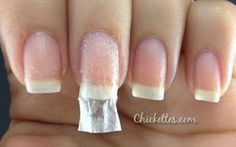 10 great tips for having the most beautiful nails in the world .- 10 astuces géniales pour avoir les plus beaux ongles du monde! 10 great tips for having the most beautiful nails in the world! Beauty Magic, Diy Beauty, Fix Broken Nail, Broken Broken, Hair And Nails, My Nails, Acrylic Toes, Nagel Hacks, Nail Repair