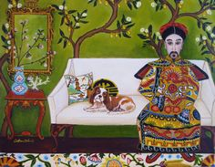 Chinoiserie Themed - Notecards-assortment of Catherine Nolin's popular paintings. on Etsy, $24.00
