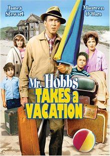 Mr Hobbs Takes A Vacation (1962) James Stewart, Maureen O'Hara (I watch this when I'm feeling blue...)
