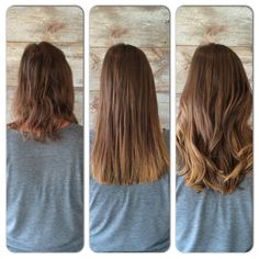 Great Lengths Extensions by Katie!