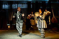 Palhaços cantores Foto: Ligiane Braga