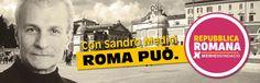 Donne, giovani e attivisti verso il Campidoglio: ecco la lista della Repubblica Romana