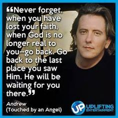 82 Best Touched By An Angel Quotes And Moments Images Touched By