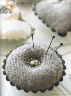 Sea Angels: Vintage Tart Tin Cupcakes......