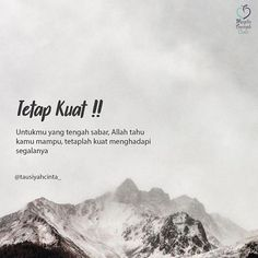 Quotes Rindu, Quran Quotes, Words Quotes, Motivational Quotes, Muslim Love Quotes, Islamic Love Quotes, Islamic Inspirational Quotes, Sabar Quotes, Pretty Quotes