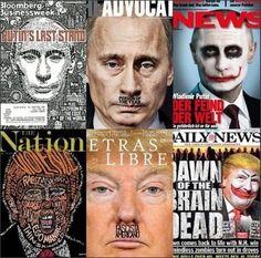 Convergence of Trump & Putin Derangement Syndromes