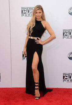 01c94c1c043 Arrivals at the American Music Awards — Part 3
