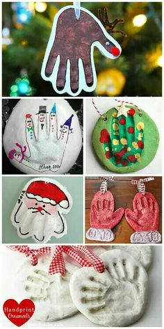 """Handy"" Christmas crafts"