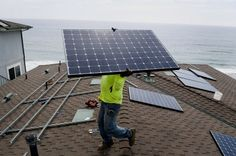 Cost of solar energy falls every time the sun rises - The Washington Post