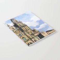 Catedral de Santiago de Compostela/Santiago de Compostela Cathedral Notebook