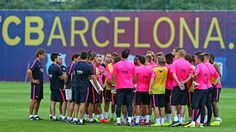 Algunos jugadores están lejos del rendimiento esperado - FC Barcelona Noticias