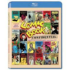 Comic Book Confidential: 20th Anniversary Edition [Blu-ray] (Strand Releasing)