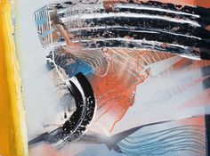 """Saatchi Art Artist Jessica Slater; Painting, """"Catapult"""" #art"""