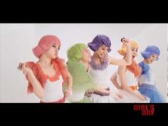 GIRL'S DAY KYAWOODDUNG(갸우뚱) M/V