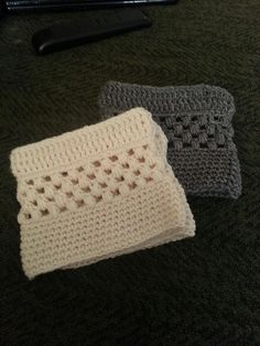 FREE crochet Boot cuffs pattern