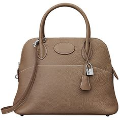 Hermes Bolide 31 in etoupe clemence