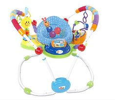 The Baby Einstein series of baby products is one of the most well respected brands in infant toys. The Baby Einstein Musical Motion Activity Jumper is a brand new product . Toys R Us, Baby Toys, Einstein, Target Baby, Montreal Ville, Baby Must Haves, Babies R Us, Activity Centers, Toys