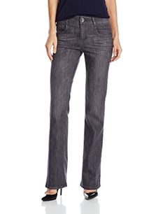 Democracy Women's 33.5 Inch 15 Inch Revolution Boot Cut Grey Jean with Traling D Back Pocket, Dark Grey, 6 Democracy http://www.amazon.com/dp/B00LJO8V2K/ref=cm_sw_r_pi_dp_.fhpub0004XZ5