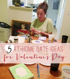 Date night ideas at home in Melbourne