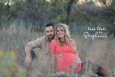 Maternity photo, texas landscape, outdoor maternity photography; Nikki joe