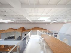 | An Ad Agency Office Filled With Tree Chairs, Sky Caves, And Table Villages | Co.Design: business + innovation + design