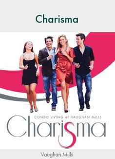 http://www.charisma-condos.ca/ Experience the luxurious residents and retails at #CharismaCondos.