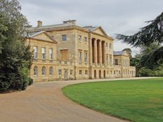 Basildon Park - built for Sir Francis Sykes who died before he could see it fully completed. Work began on the building in 1776.