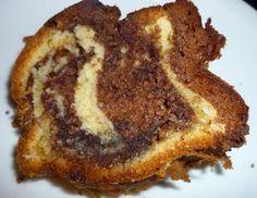 Mamorkuchen mit Nuss-Nougat-Creme