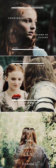 Sansa Stark #got #asoiaf