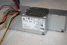 Dell Optiplex 760 780  Power Supply L235P-01 PS-5231-5DF-LF, SFF 235W #Dell