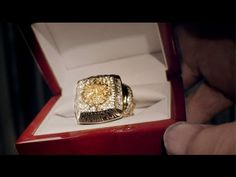 Nike Basketball: The Ring Maker. Congratulations LeBron!
