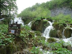 Lagos de Plitvice - CROACIA -