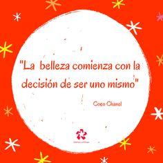 Sé vos - Coco Chanel